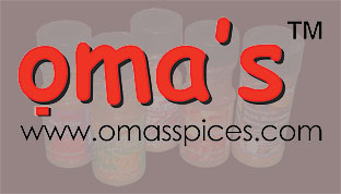 oma's spices recipes and palaver blog