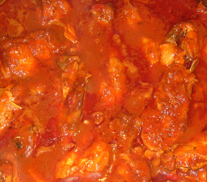 Chicken Soups And Stews Red Stew With Chicken